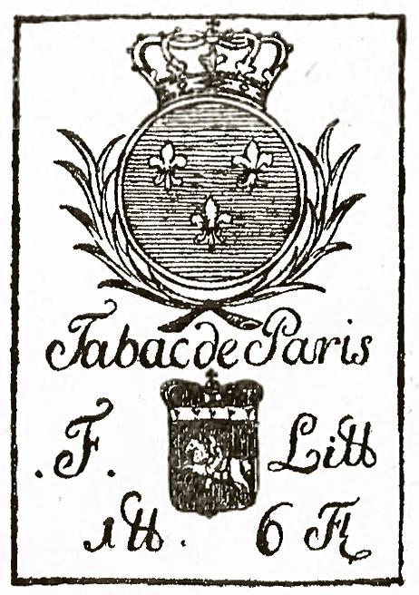 Tabaka de Paris