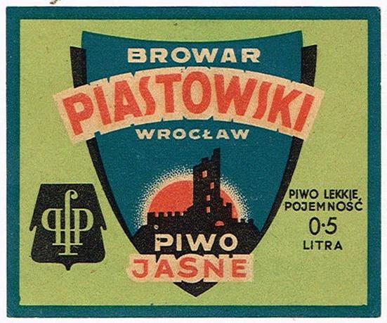 Browar Piastowski Wrocław Piwo Jasne