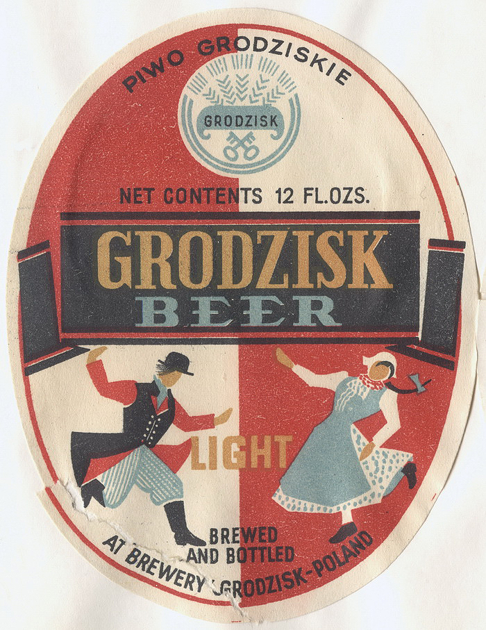 Grodzisk Beer Light