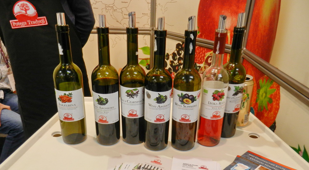 Wino polskie owocowe Win-Kon SA