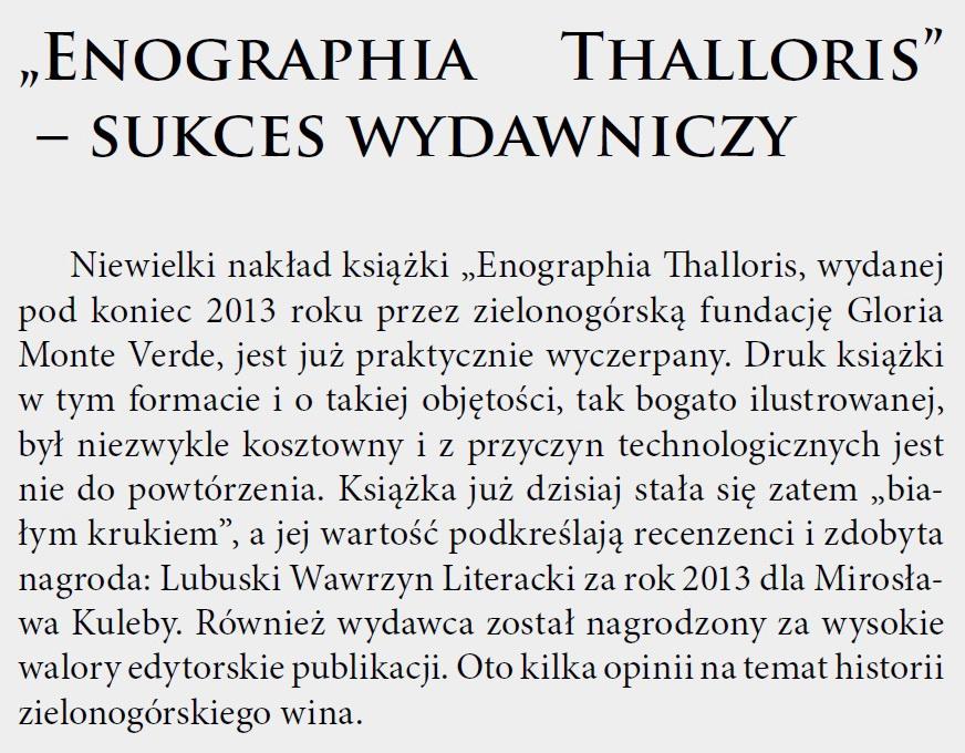 Enographia sukces2