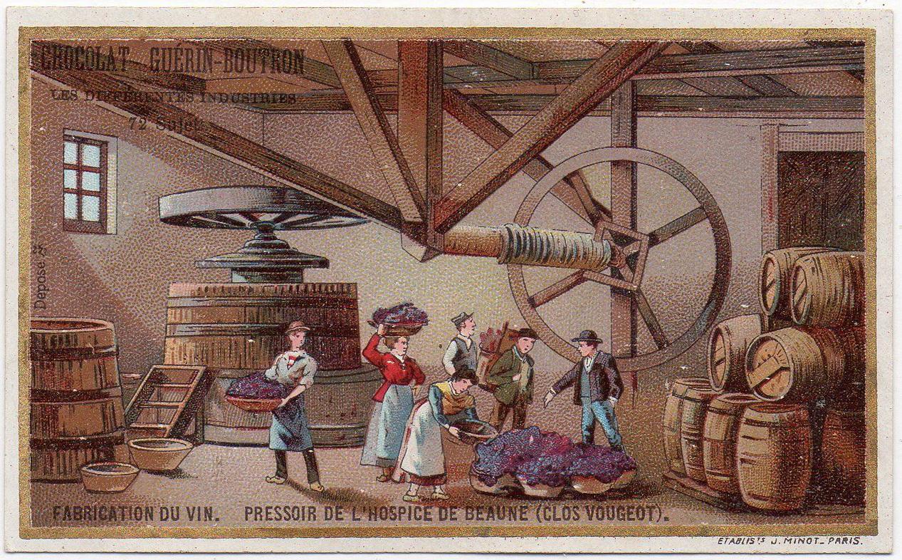 Francja Winiarnia