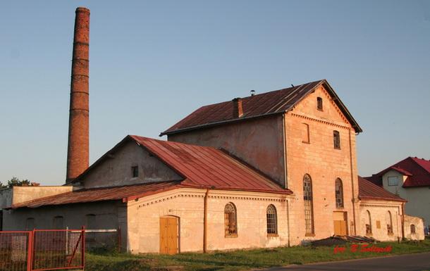 Rymanów Gorzelnia wyb. 1850-75 fot.B.Sołtysik - 610