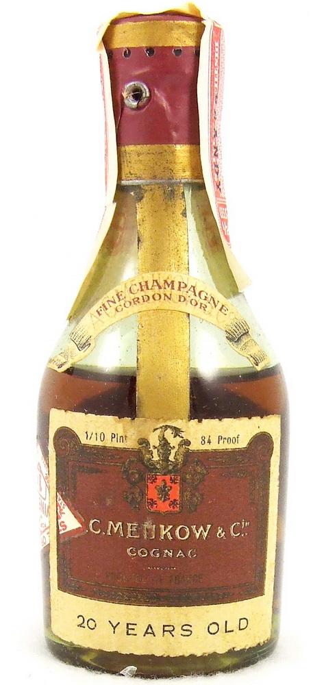 Meukow 20 y.o. Cognac