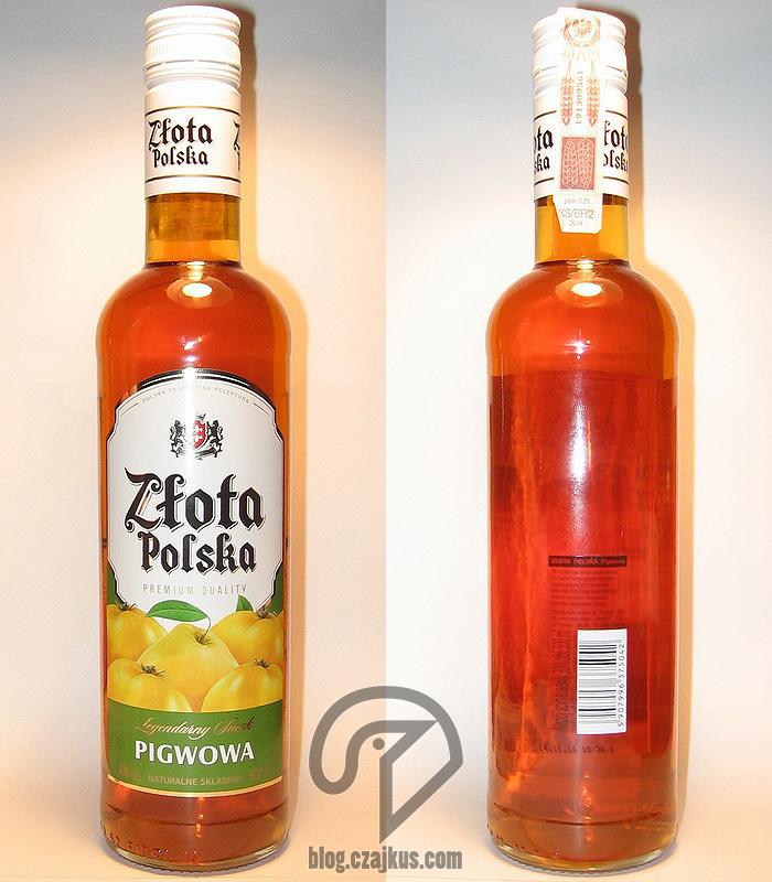 Złota Polska Pigwowa