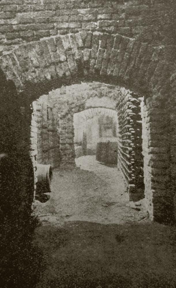 Louis de Bary - wnętrze piwnic4