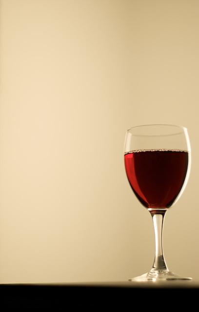 wino zporzeczek