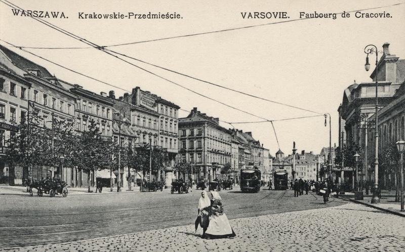 1912 Krakowskie Przedmieście2