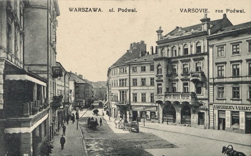 1912 Podwal