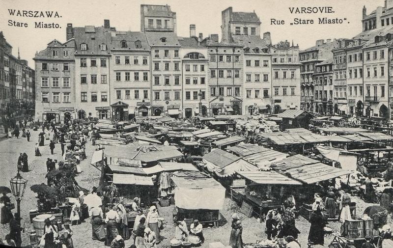 1912 Stare Miasto