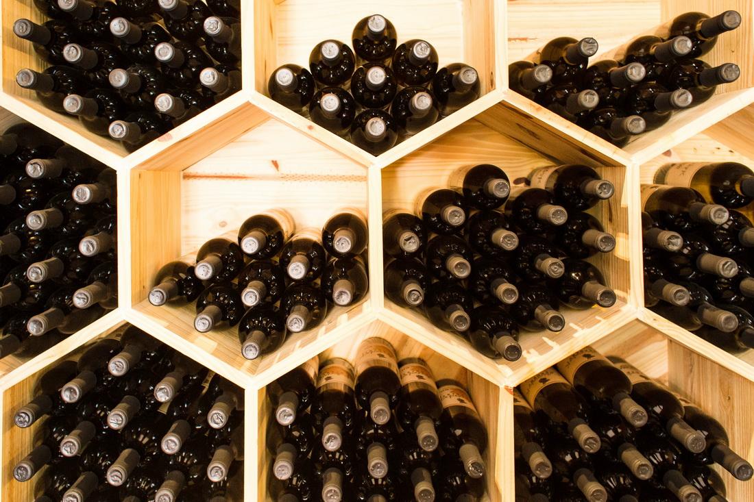 Dave Sutherland - Butelki wina miodowego