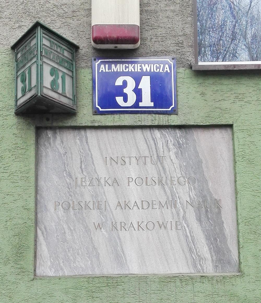 Instytut Języka Polskiego